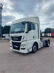 2015 MAN TGX 26.440 BLS at TruckLocator.ie