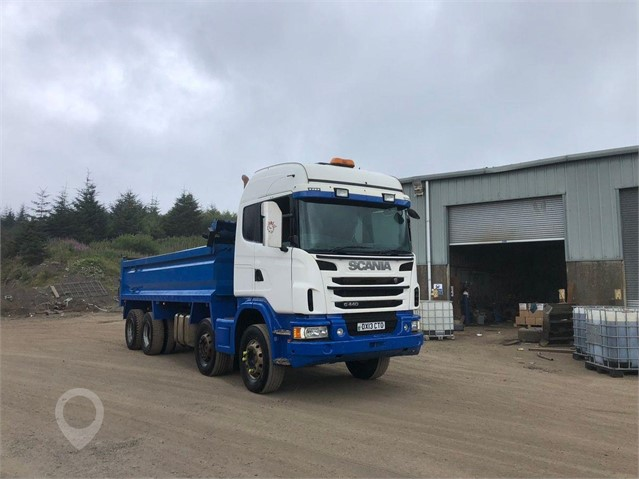 2013 SCANIA G440 at TruckLocator.ie