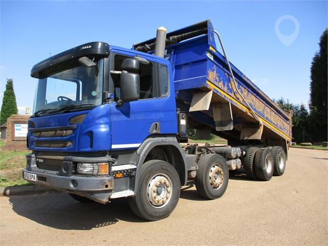 2013 SCANIA P360 at TruckLocator.ie