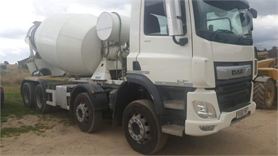 2018 DAF CF450 at TruckLocator.ie