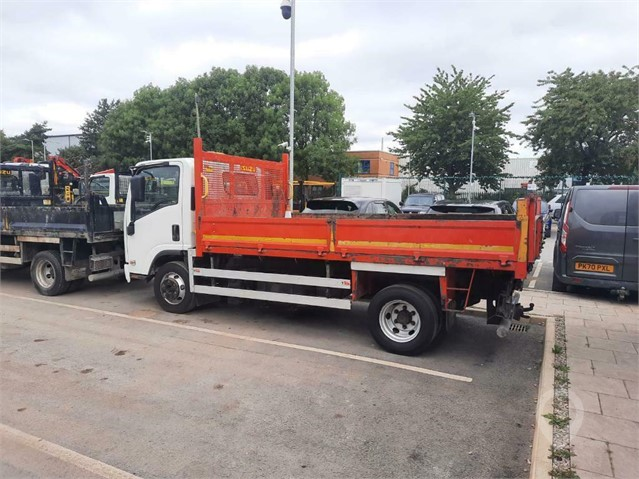 2018 ISUZU N75.190 at TruckLocator.ie
