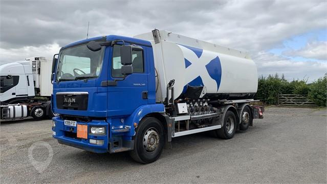 2011 MAN TGM 26.340 at TruckLocator.ie