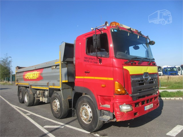 2007 HINO 700 3241 at www.firstchoicecommercials.ie