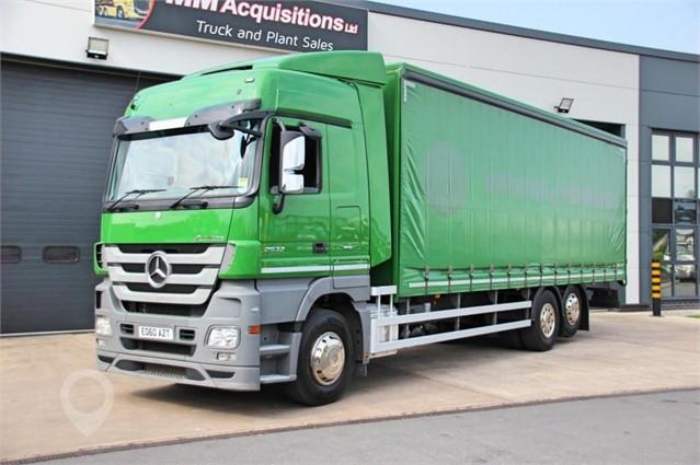 2010 MERCEDES-BENZ ACTROS 2532 at TruckLocator.ie