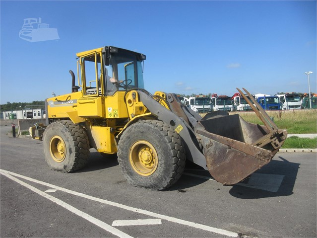 1998 VOLVO L70C at www.firstchoicecommercials.ie