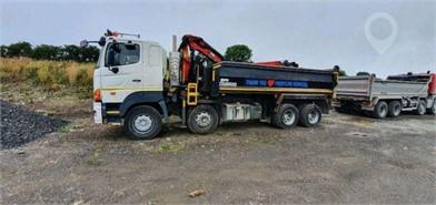 2012 HINO 700 3213 at TruckLocator.ie