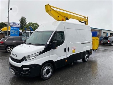 2015 IVECO DAILY 35-10 at TruckLocator.ie