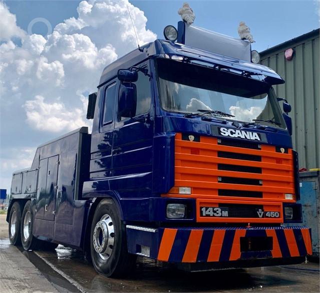 2021 SCANIA R143M at TruckLocator.ie