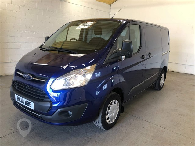 2018 FORD TRANSIT at TruckLocator.ie