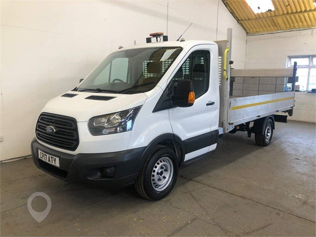 2017 FORD TRANSIT at TruckLocator.ie