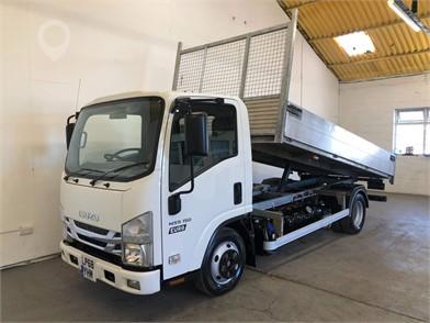 2019 ISUZU N55.150 at TruckLocator.ie