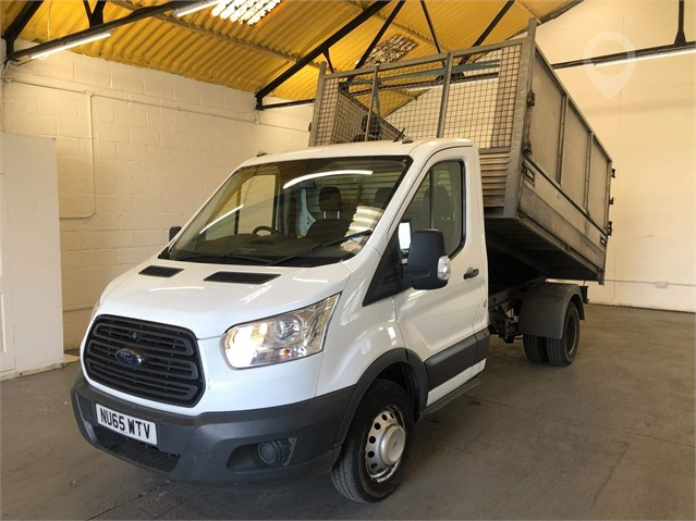 2015 FORD TRANSIT at TruckLocator.ie