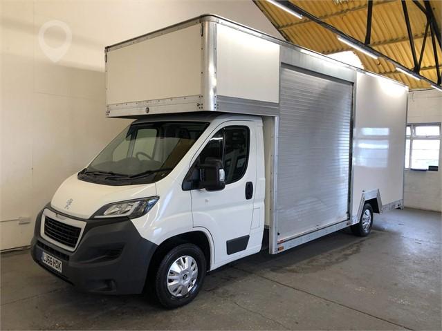 2017 PEUGEOT BOXER at TruckLocator.ie