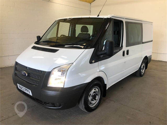 2013 FORD TRANSIT at TruckLocator.ie