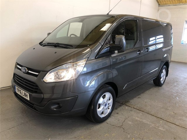2016 FORD TRANSIT at TruckLocator.ie