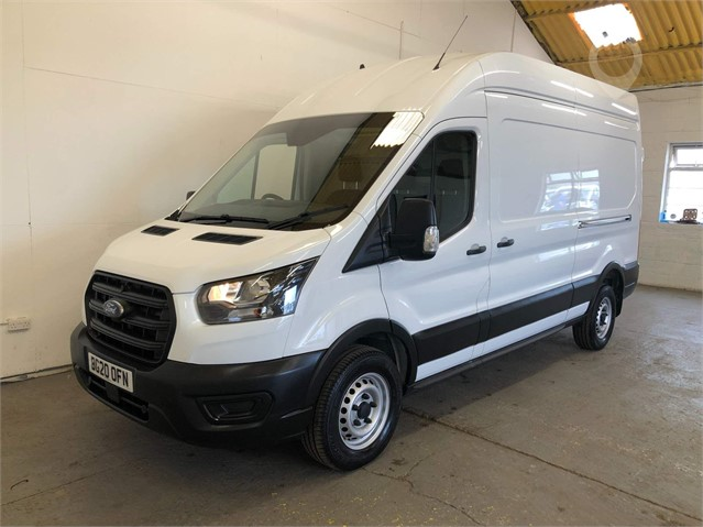 2020 FORD TRANSIT at TruckLocator.ie