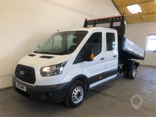 2019 FORD TRANSIT at TruckLocator.ie