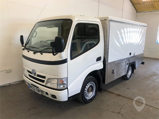 2012 TOYOTA DYNA at TruckLocator.ie