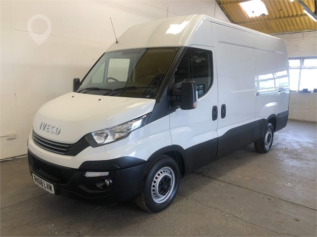 2018 IVECO DAILY 35-140 at TruckLocator.ie