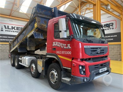 2011 VOLVO FMX380 at TruckLocator.ie
