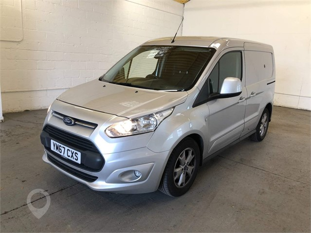 2017 FORD TRANSIT CONNECT at TruckLocator.ie