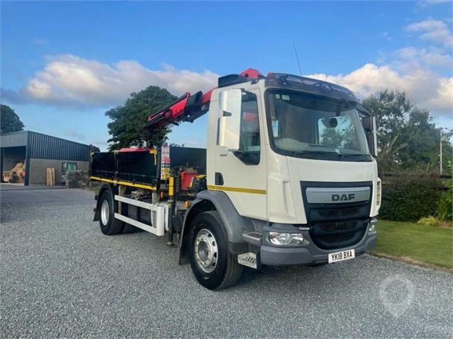2018 DAF LF260 at TruckLocator.ie