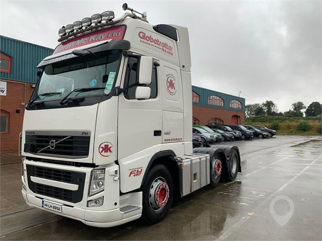 2014 VOLVO FH460 at TruckLocator.ie