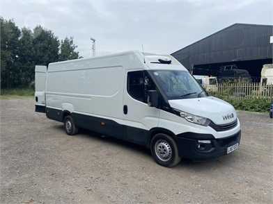 2017 IVECO DAILY 35S12 at TruckLocator.ie