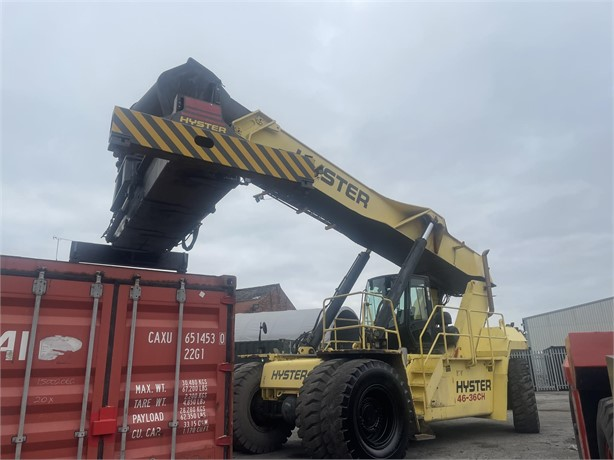 2007 HYSTER RS46-36CH