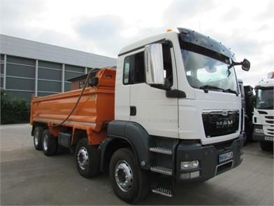2014 MAN TGS 18.400 at TruckLocator.ie