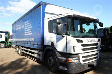 2009 SCANIA P113 at TruckLocator.ie