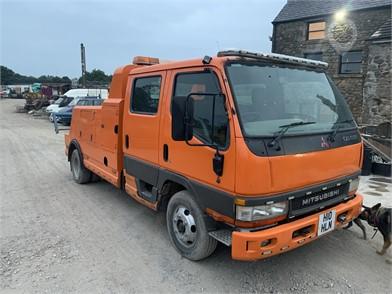2001 MITSUBISHI FUSO CANTER 63 at TruckLocator.ie