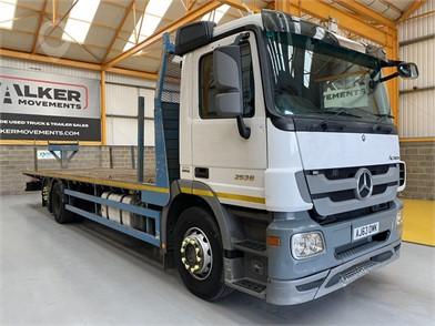 2013 MERCEDES-BENZ ACTROS 2536 at TruckLocator.ie