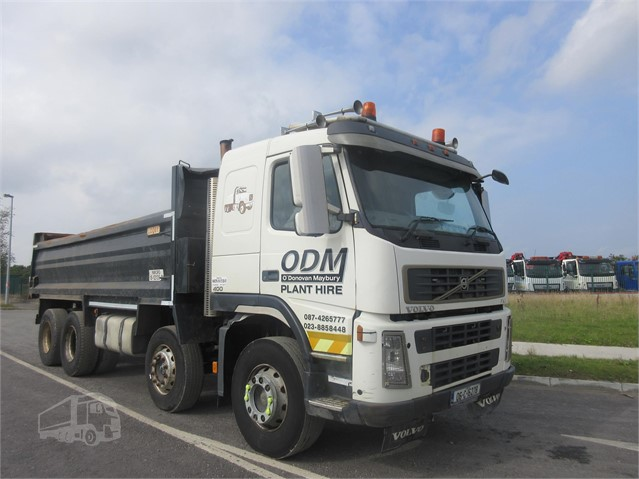 2006 VOLVO FM13.400 at www.firstchoicecommercials.ie
