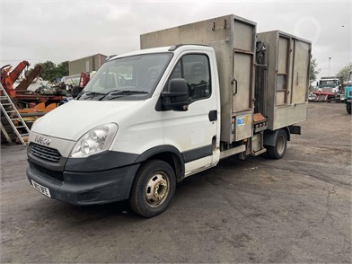 2012 IVECO DAILY 50C12 at TruckLocator.ie