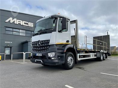 2017 MERCEDES-BENZ AROCS 2532 at TruckLocator.ie