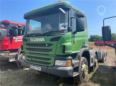 2014 SCANIA P360 at TruckLocator.ie