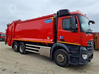 2016 MERCEDES-BENZ ANTOS 2536 at TruckLocator.ie