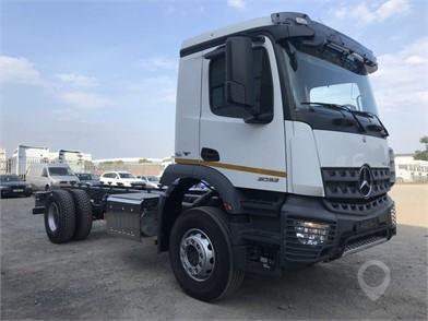 2021 MERCEDES-BENZ AROCS 2032 at TruckLocator.ie