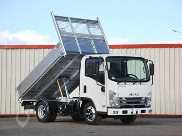 2020 ISUZU GRAFTER N35.125 at TruckLocator.ie