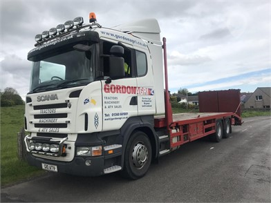 2008 SCANIA R420 at TruckLocator.ie