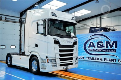 2021 SCANIA S660 at TruckLocator.ie