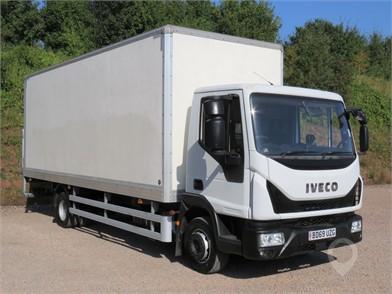 2019 IVECO EUROCARGO 120E19 at TruckLocator.ie