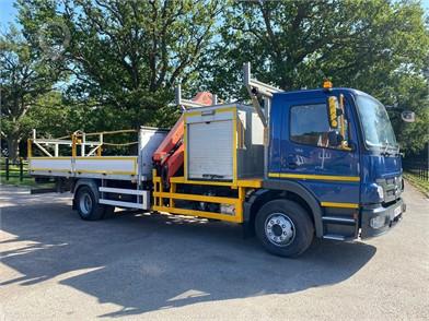 2012 MERCEDES-BENZ ATEGO 1624 at TruckLocator.ie