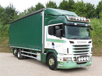 2010 SCANIA G320 at TruckLocator.ie