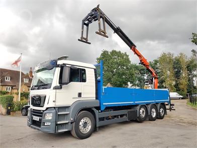 2019 MAN TGS 33.500 at TruckLocator.ie