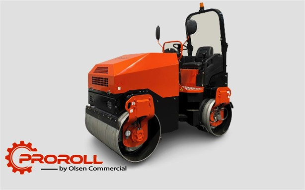 2021 PRO-ROLL DR30