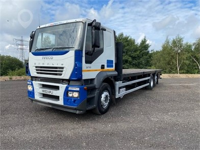 2003 IVECO STRALIS 310 at TruckLocator.ie