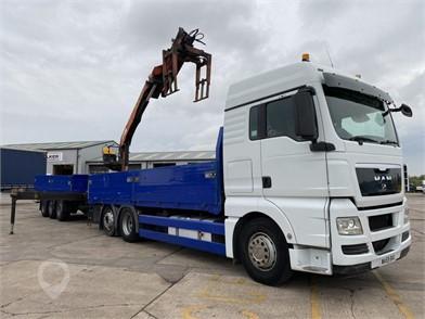 2009 MAN TGX 26.440 at TruckLocator.ie