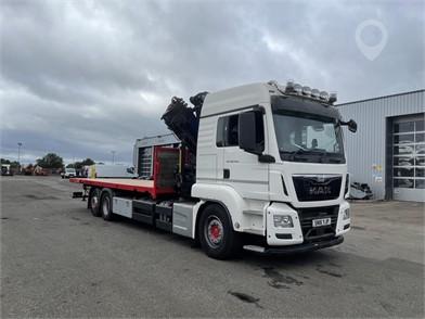 2016 MAN TGS 26.440 at TruckLocator.ie